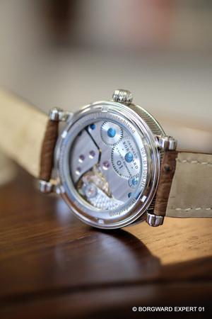 Uhrwerksveredelung