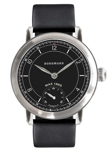 Borgward Expert Klassik in Schwarz als Muster
