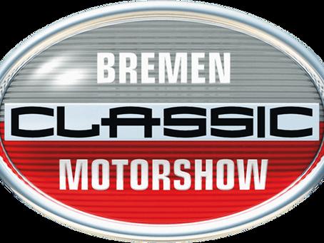 BORGWARD auf der BREMEN CLASSIC Motorshow 3. bis 5. Februar 2017