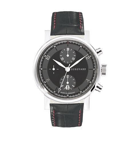 Borgward P100 Chronograph Black