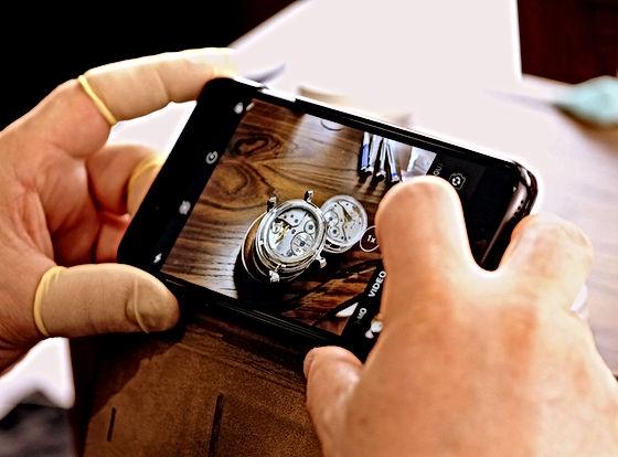 Borgward Expert Uhrwerk