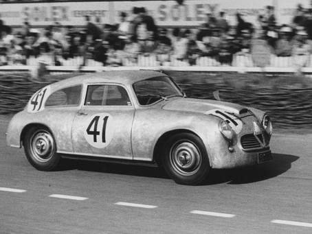 BORGWARD in LE MANS
