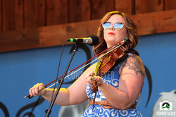 Allie Kral of Yonder Mtn String Band