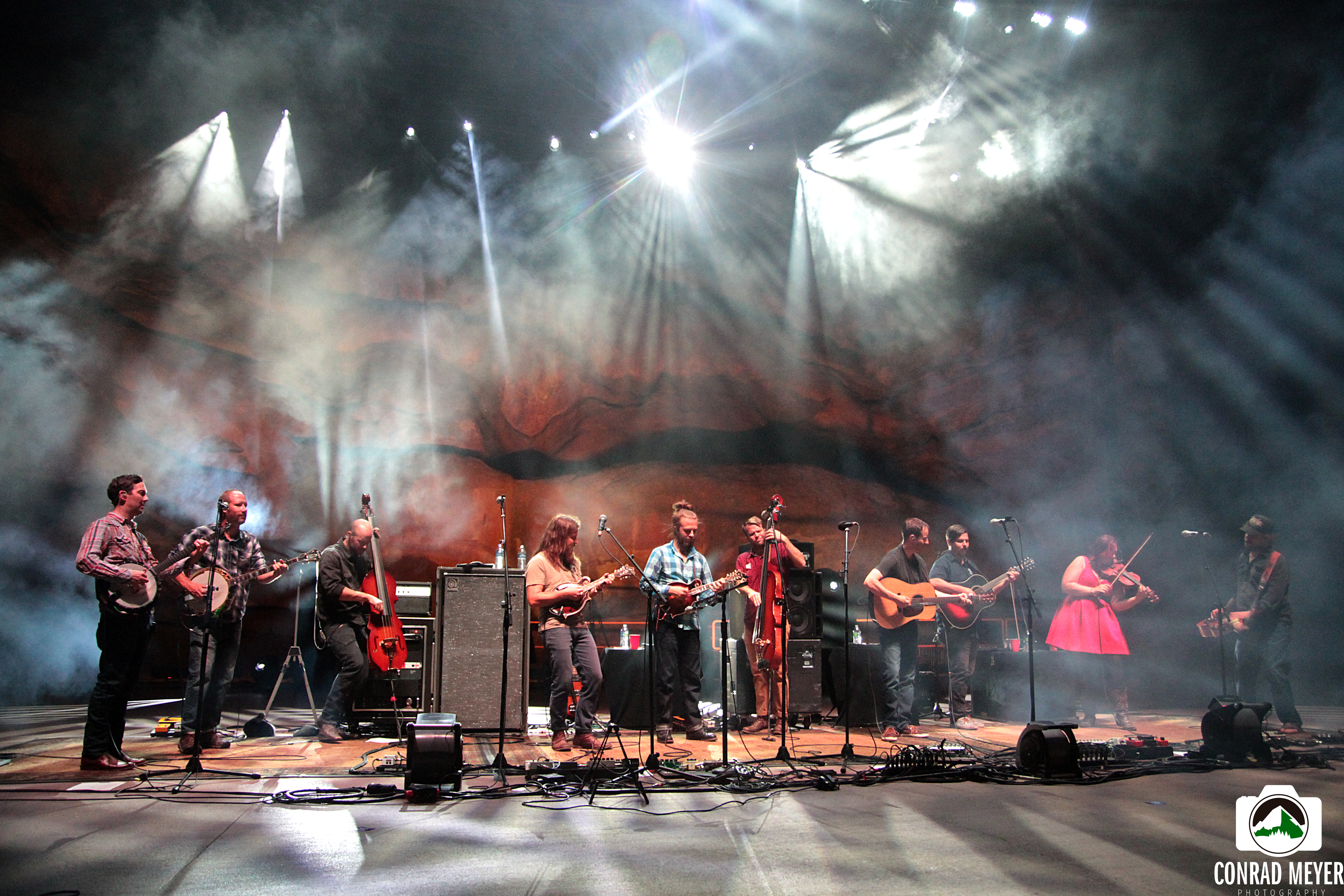 Greensky Bluegrass and Yonder Mtn