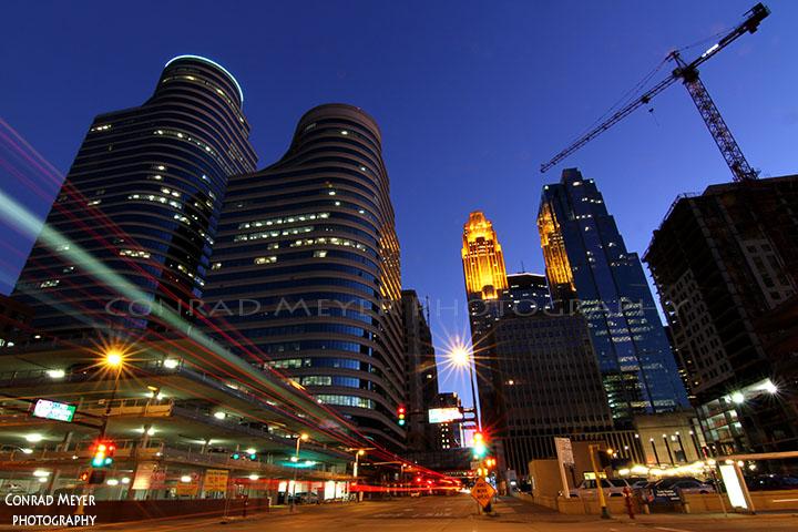 Minneapolis, Mn after dark