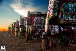 Cadillac Ranch- Amarillo, Texas