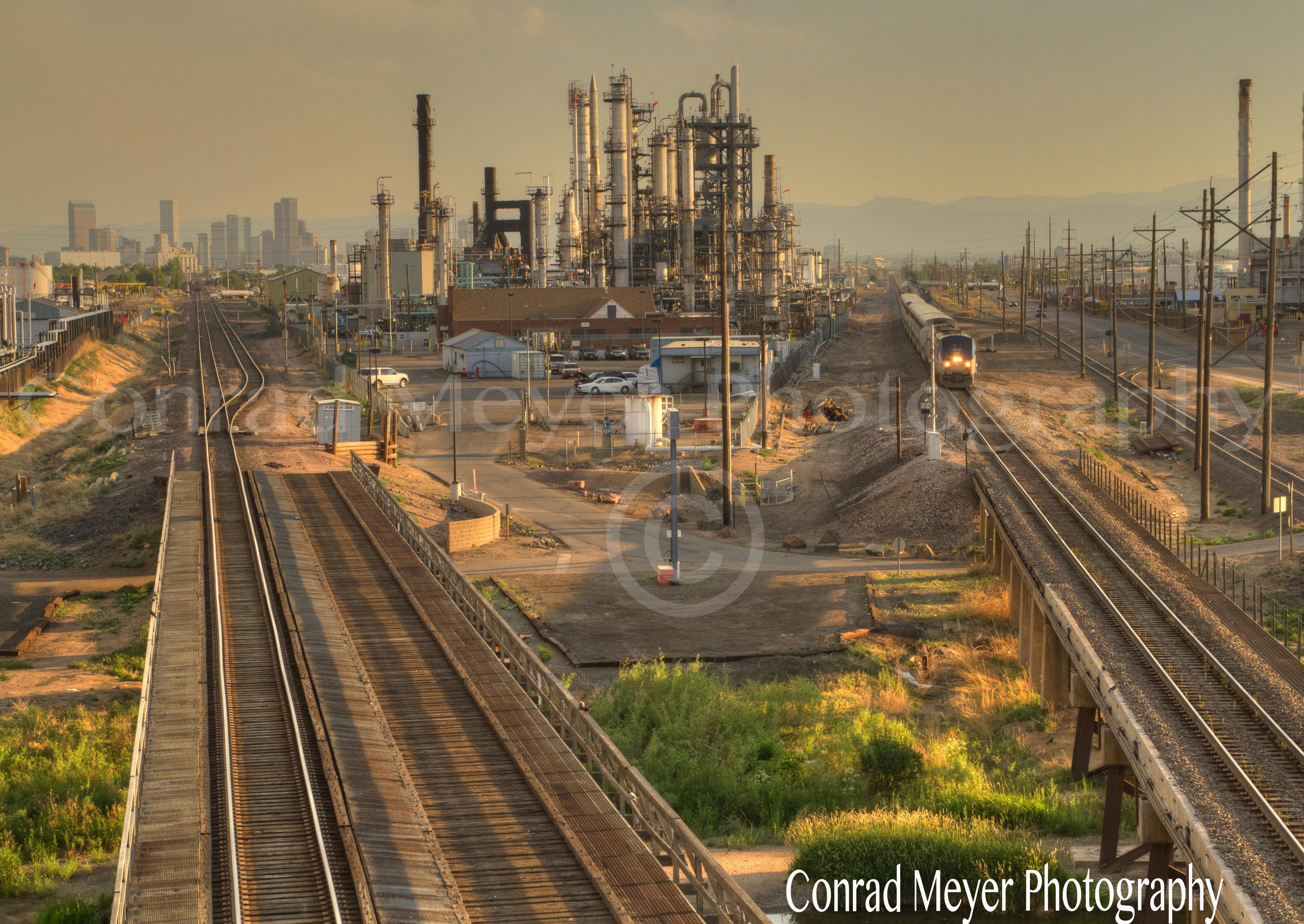 Gas refinery Denver, CO