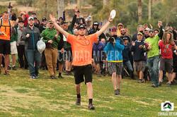 Jeremy Koling takes the win