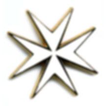 Звезда Ордена Святого Иоанна Иерусалимского.