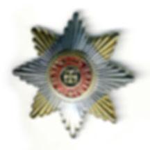Звезда Ордена Святого равноапостольного князя Владимира