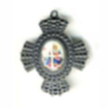 Знак Ордена Святой Великомученицы Екатерины