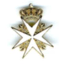 Знак Ордена Святого Иоанна Иерусалимского