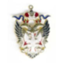 Знак Ордена Белого Орла
