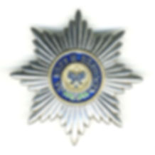 Звезда Ордена Святого апостола Андрея Первозванного