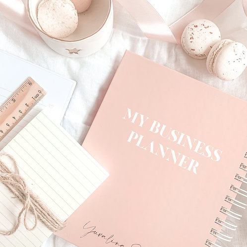 My Business planner GOLD PACK
