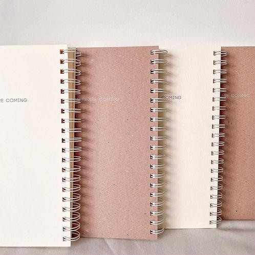Yoshi Notebook
