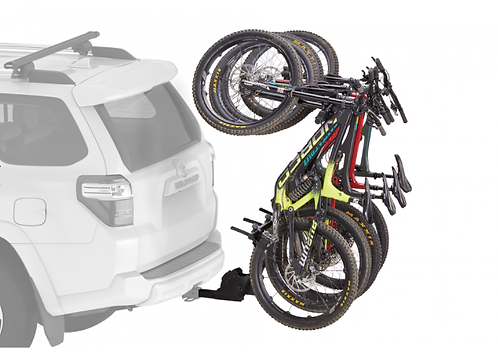 HangOver 4 VERTICAL HANGING MOUNTAIN BIKE RACK