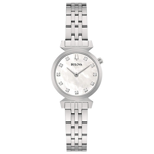 Bulova Donna Diamonds Regatta 96P224