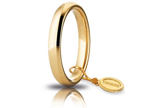 Fede Unoaerre Comoda 3,5 Mm. Oro Giallo