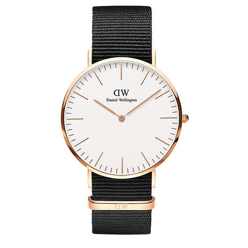 Daniel Wellington Classic Cornwall 40 mm. DW00100257