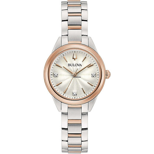 Bulova Donna Sutton Diamonds 98P200