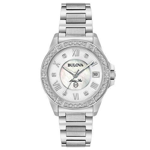 Bulova Donna Marine Star Diamonds 96R232