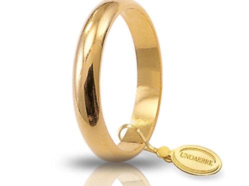 Fede Unoaerre Classica 5 Gr. Oro Giallo