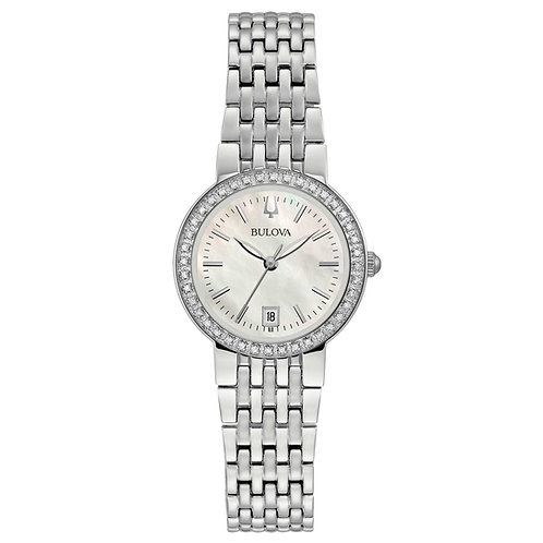 Bulova Donna Diamonds Classic Diamonds 96R239