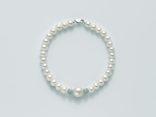 Miluna Bracciale Perle Regina PBR2538