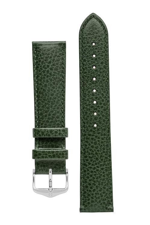 Copia di Cinturino per orologio in pelle verde