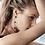 Thumbnail: BREIL KILOS OF LOVE ORECCHINI PENDENTI IN ACCIAIO CON CUORICINI ID: TJ2732