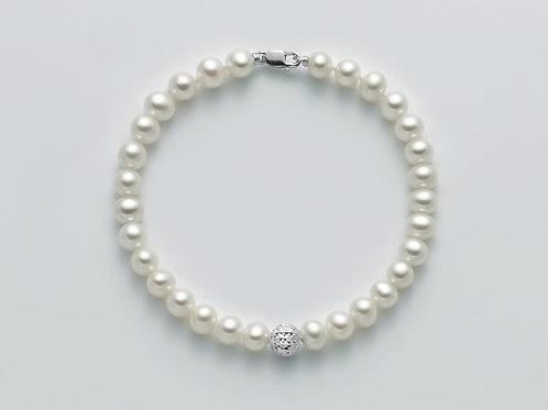 Miluna Bracciale Perle Regina PBR2307B