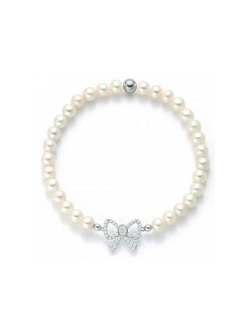 Miluna Bracciale Perle Regina PBR2545-TPZ