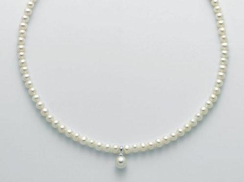 Miluna Collana Perle Regina PCL5528