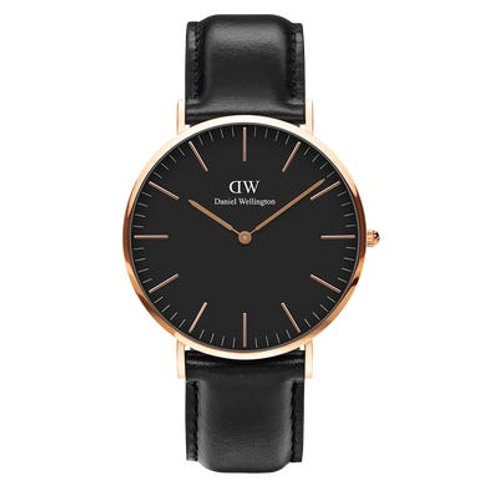 Daniel Wellington Classic Sheffield Black 40 mm. DW00100127
