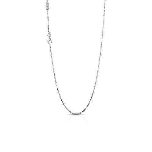 LeBebé Collana in oro bianco 18 carati LBBA001B