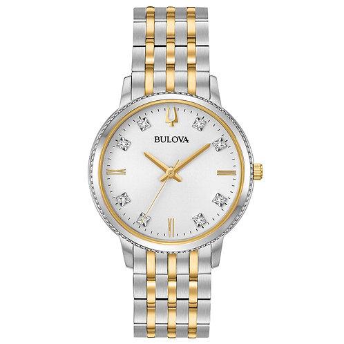 Bulova Donna Classic Diamonds 98P189