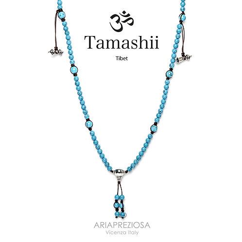 Collana Tamashii Mudra Originale Turchese NHS1500-07