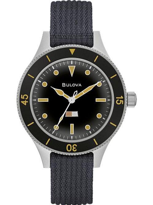 Bulova Uomo MIL-SHIPS-W-2181 98A266