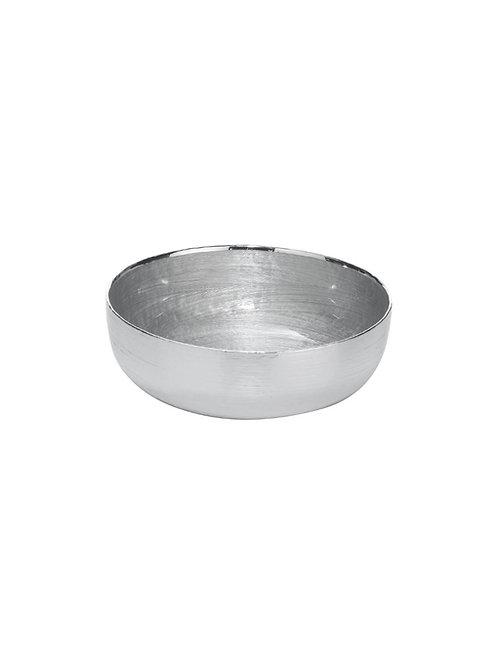 Ciotola Dogale colore argento Ø 16 cm. 51353110