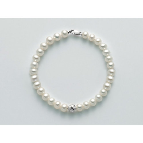 Miluna Bracciale Perle Regina PBR2302B