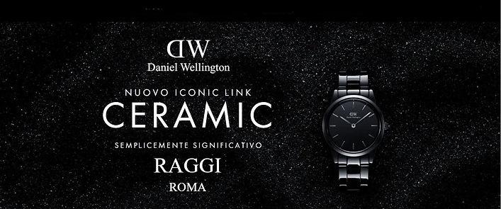 Daniel Wellington Ceramic Raggi Gioielleria Roma_2.JPG