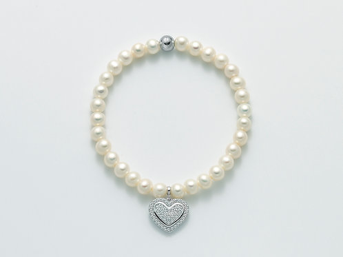Miluna Bracciale Perle Regina PBR2552-TPZ
