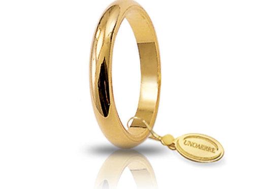 Fede Unoaerre Francesina 4 Gr. Oro Giallo