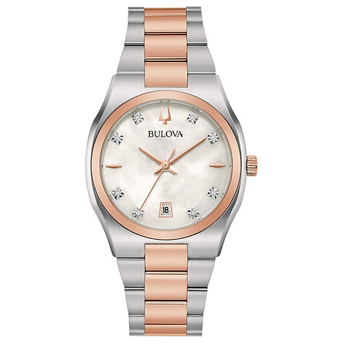 Bulova Donna Surveyor 98P199