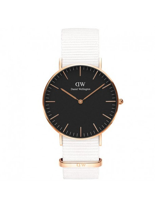 Daniel Wellington Classic Dover Black 36 mm. DW00100310