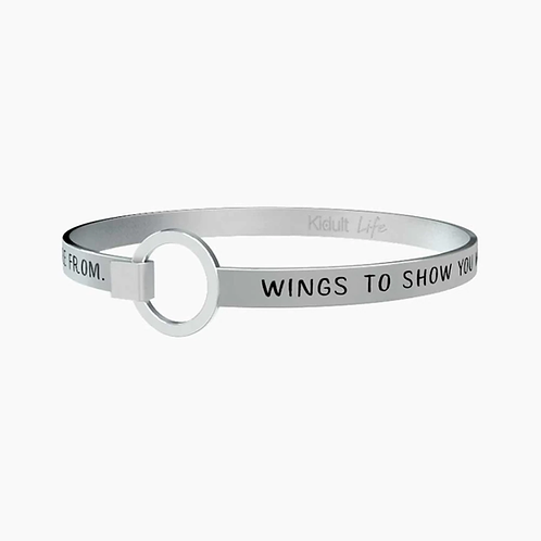 Kidult WINGS TO SHOW YOU …