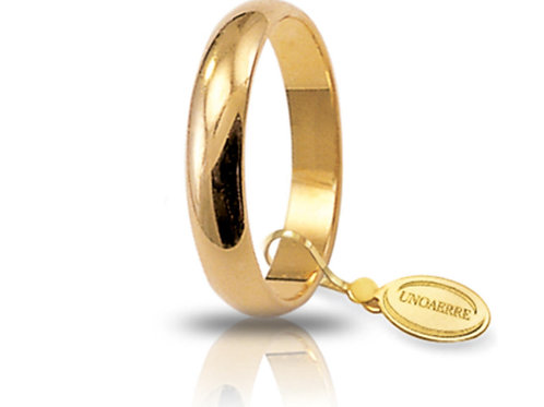 Fede Unoaerre Classica 4 Gr. Oro Giallo