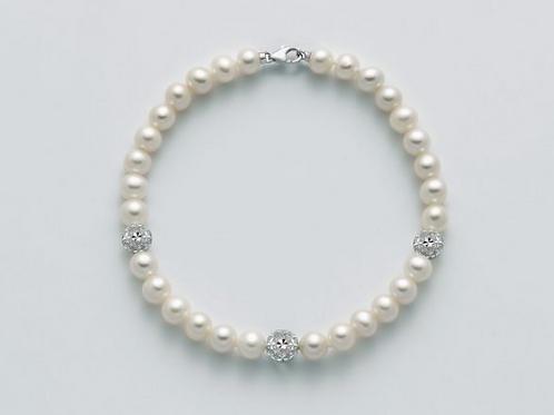 Miluna Bracciale Perle Regina PBR2765