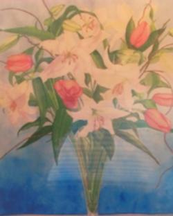 Flowers-watercolor
